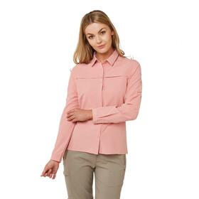 Craghoppers NosiLife Pro Longsleeve Shirt Dames, rosette